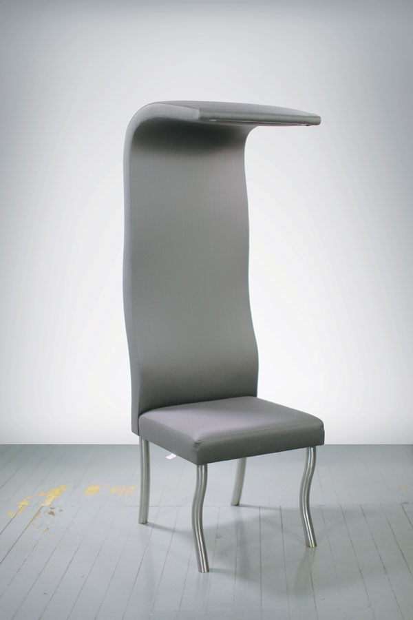 Kyle Megill - H-Chair