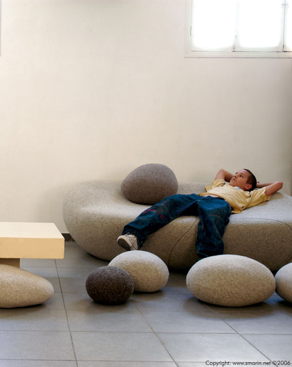 Livingstones Surrealist Modular Seating By Stephanie