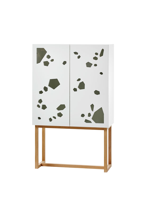 Sneak Peek Cabinet by A2 / A2 designers AB