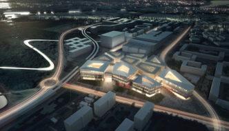 Nordea Bank by Henning Larsen Architects