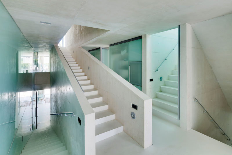 Jellyfish House by Wiel Arets Architects