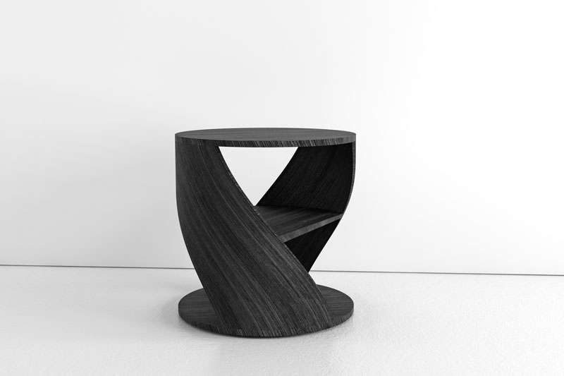 MYDNA Side Table by Joel Escalona for NONO