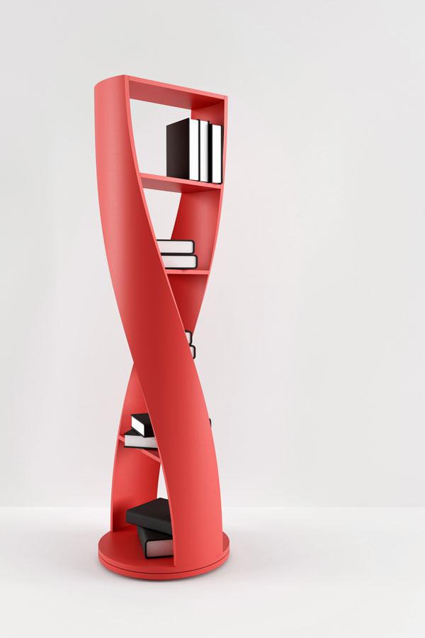 MYDNA Shelf by Joel Escalona for NONO
