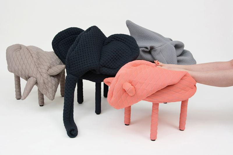 Petstools by Hanna Ernsting