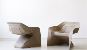 Hemp Chair by Werner Aisslinger