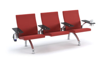 Curtis Fentress, Michael McCoy, and Arconas Launch Place™, the Latest Development in Airport Seating