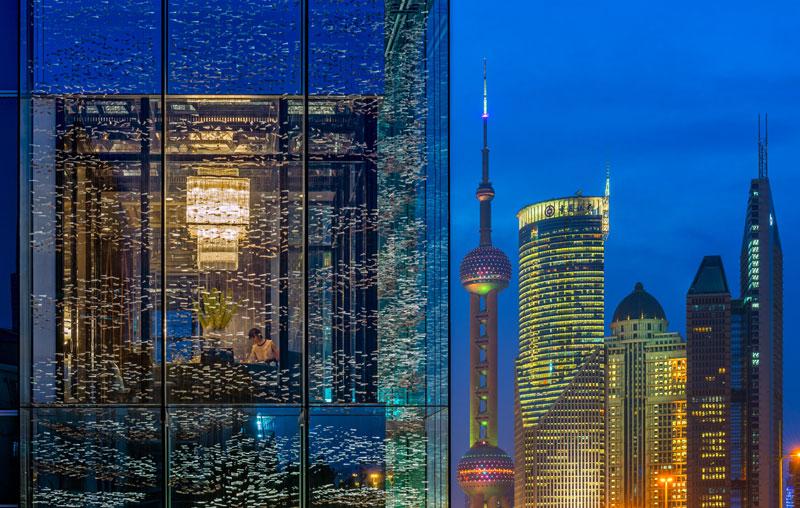 AB Concept - Four Seasons Pudong Restaurant Shàng-Xí - Shanghai
