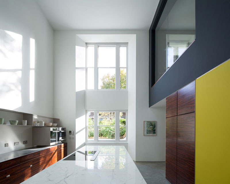 Lens House Extension by Alison Brooks Architects