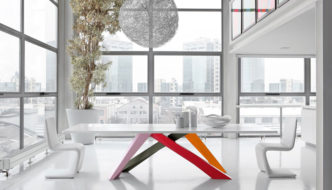 Bit Table by Alain Gilles for Bonaldo