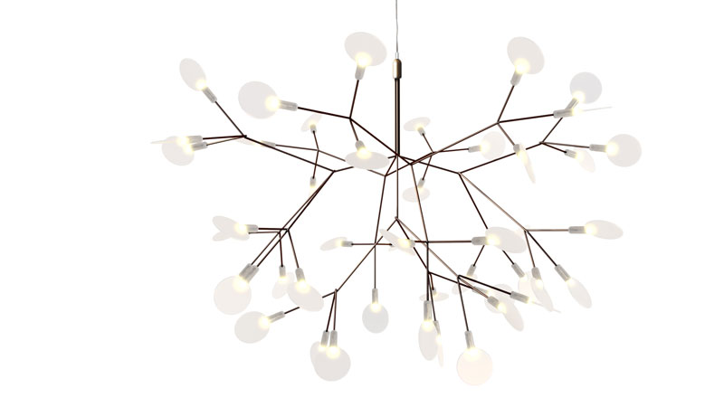 Heracleum II Small by Bertjan Pot for Moooi