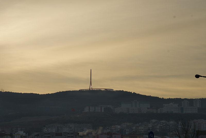 IND + Powerhouse Company - Çanakkale Antenna Tower