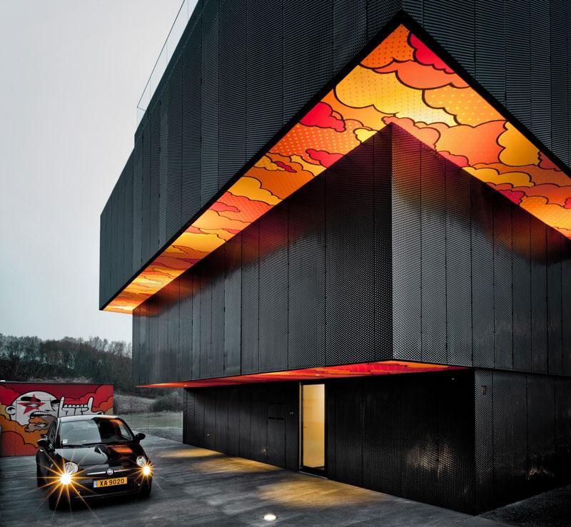 Apartment building in Cessange by Metaform architecture