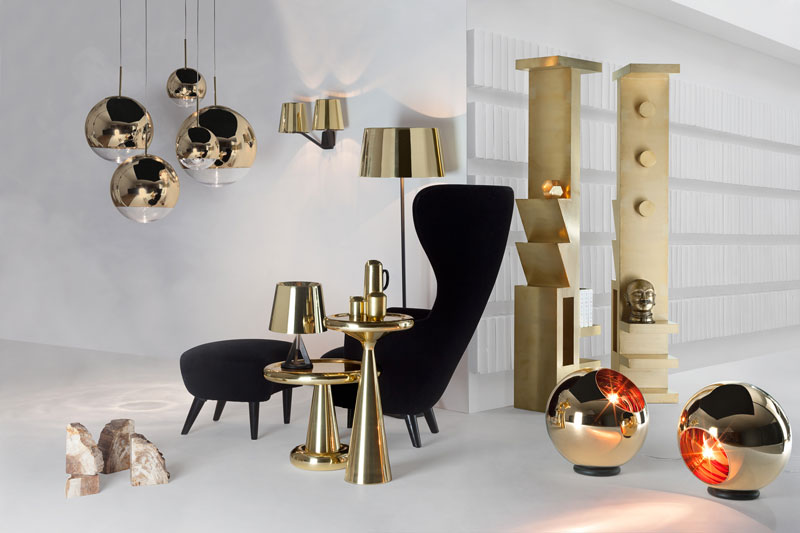 Tom Dixon Presents CLUB At Milan Design Week 2014