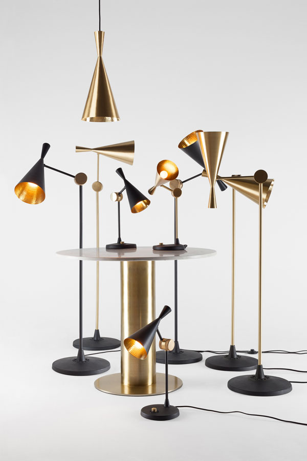 Tom Dixon Presents CLUB at Milan Design Week 2014 - BEAT Collection