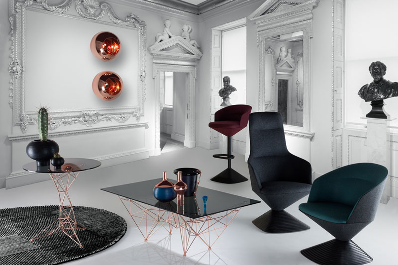 Tom Dixon Presents CLUB at Milan Design Week 2014 - PIVOT Collection