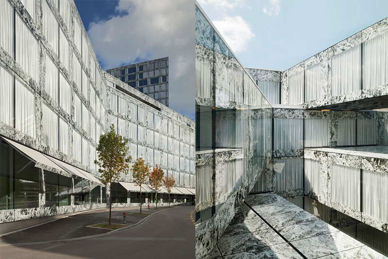 Wiel Arets Architects Complete Allianz Headquarters