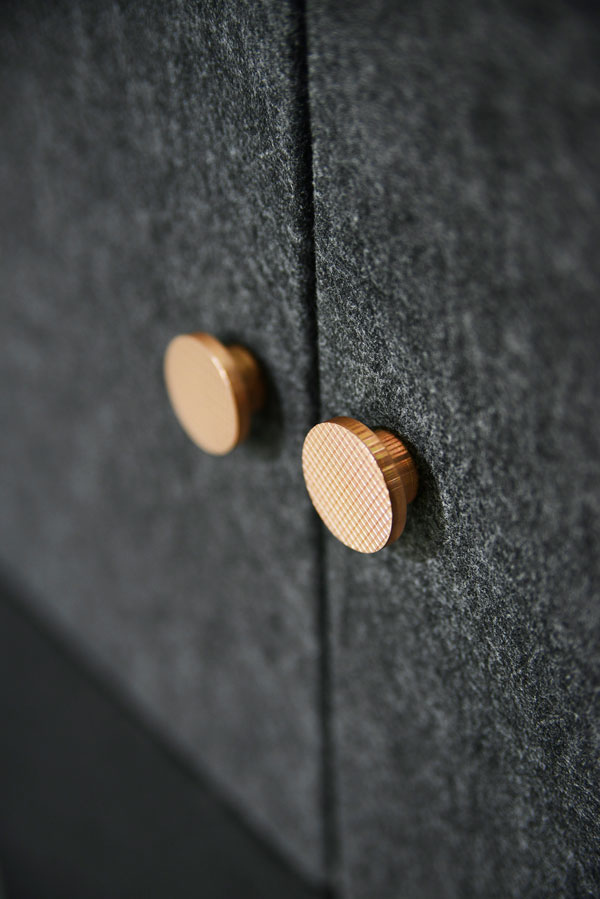 Tetris Storage System by Front for Horreds - Detail