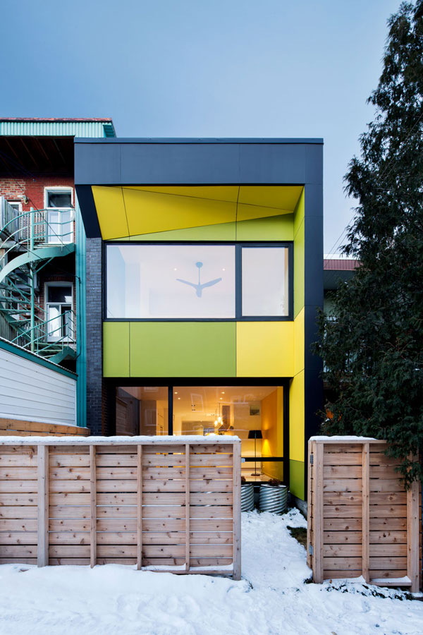8th Ave. Residence by _naturehumaine