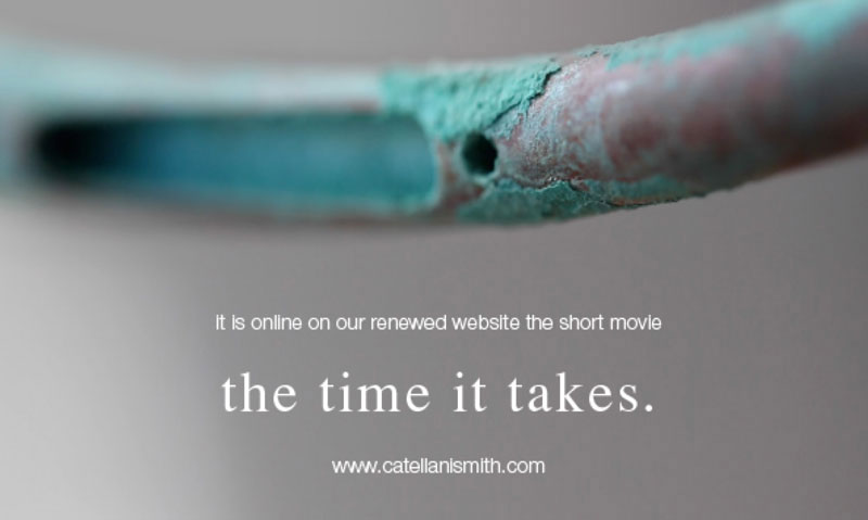 The time it takes – A short movie dedicated to Enzo Catellani