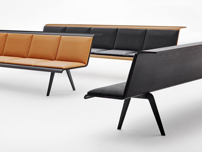Zinta Modular Sofa by Lievore Altherr Molina for Arper