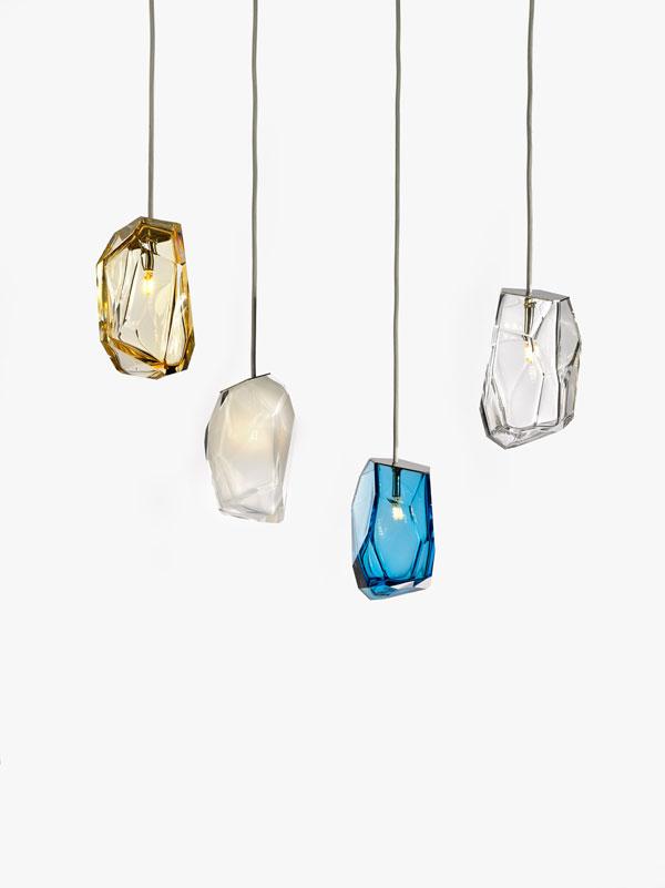 Crystal Rock by Arik Levy for Lasvit