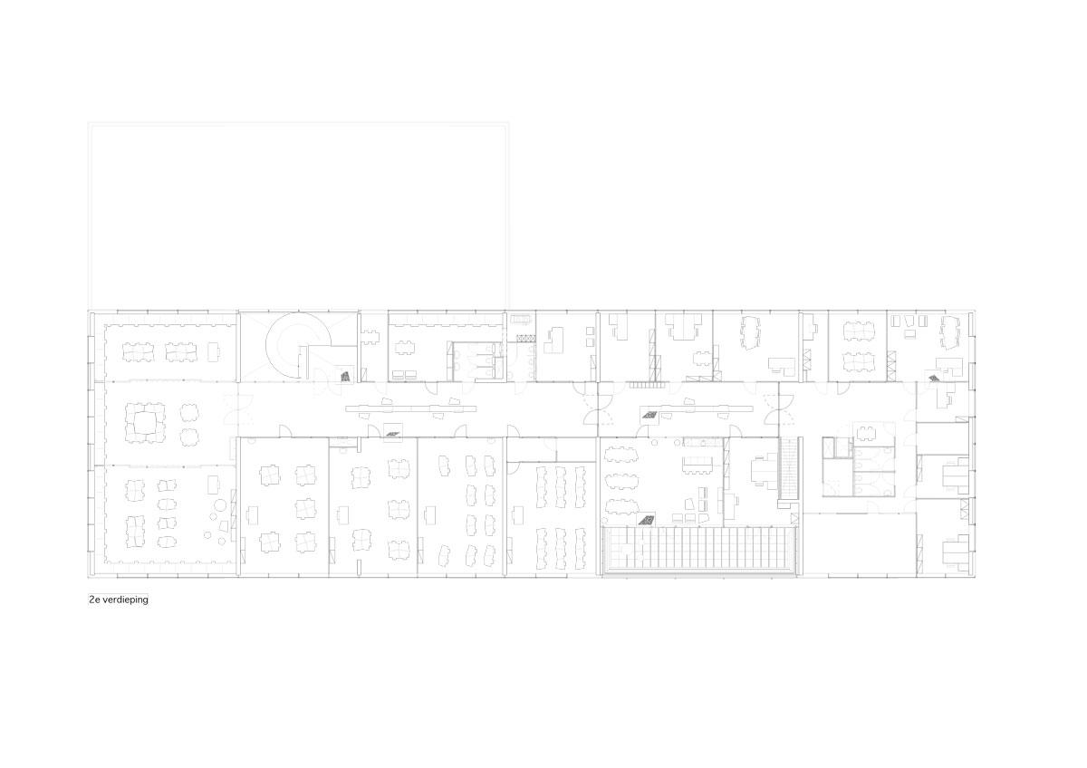 Panta Rhei School by i29 interior architects