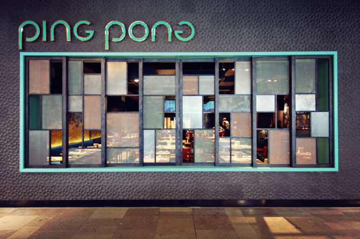 Ping Pong Stratford Restaurant by Superfutures