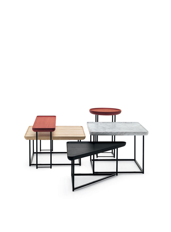 Torei Family by Luca Nichetto for Cassina