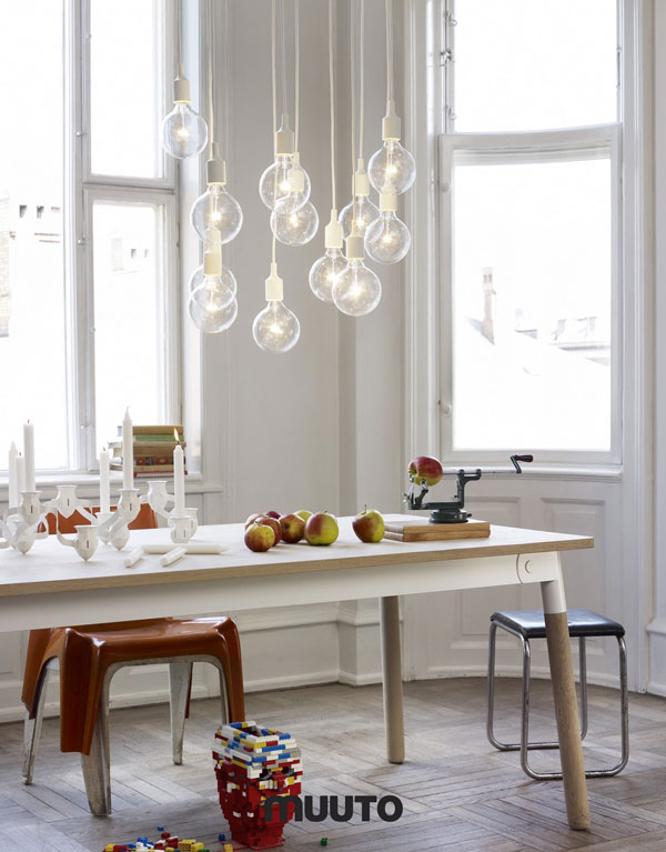 E27 Pendant by Mattias Ståhlbom for Muuto