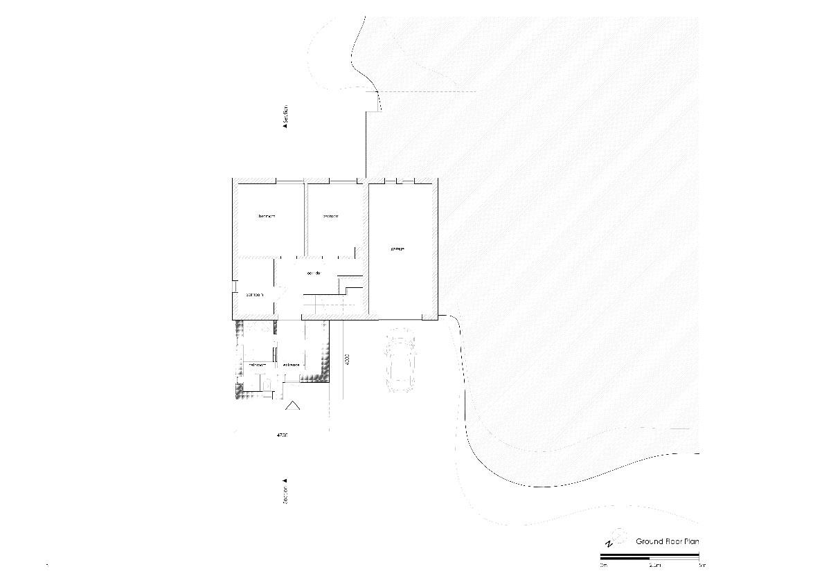 Arne Garborg Extension by TYIN tegnestue Architects - Ground Floor Plan