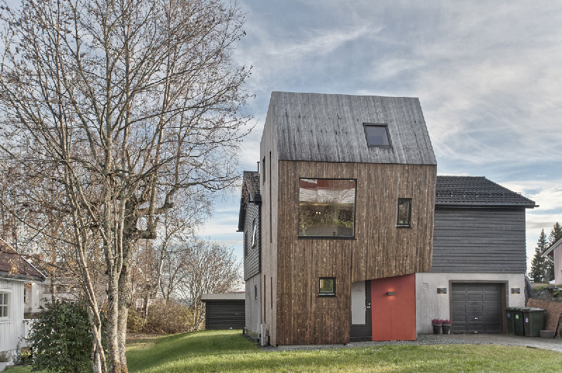 Arne Garborg Extension by TYIN tegnestue Architects