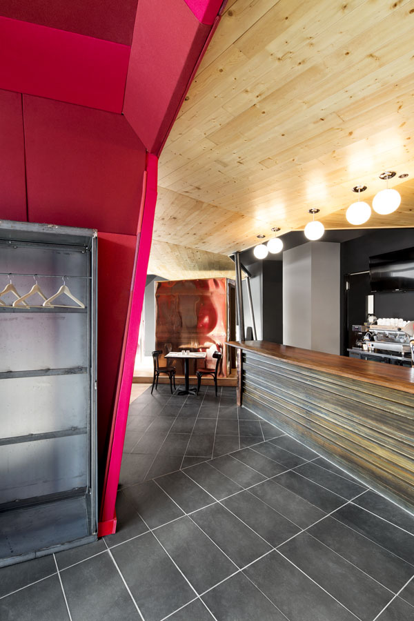 Chez Carl Tapas & BBQ by Jean de Lessard