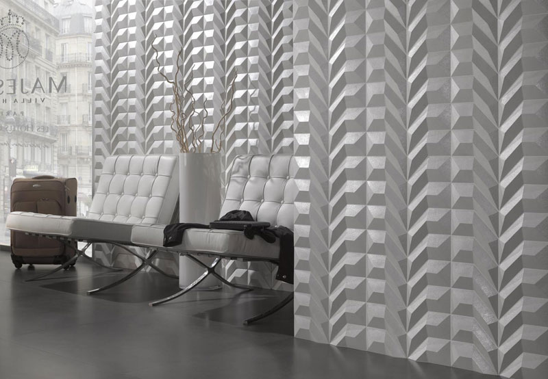 GEN Modular Wall Covering by Dsignio