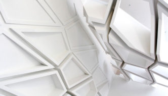 HELIX diffuse furniture system by Open Source Workshop