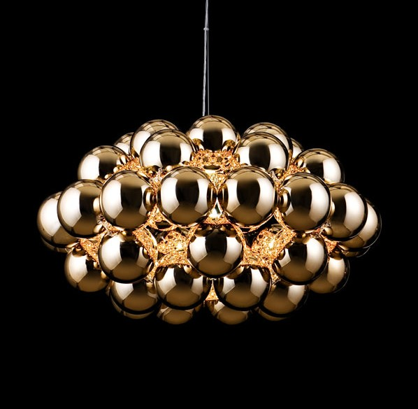 Copper Lighting Trend - Innermost Beads