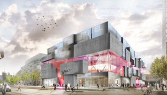 J. MAYER H. und Partner wins competition for Volt Berlin