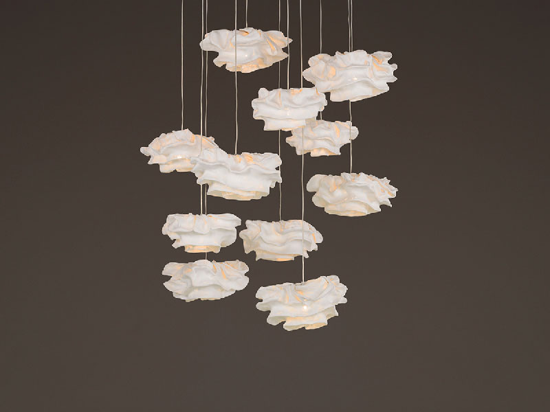 Nevo Pendant Lamp by Arturo Álvarez