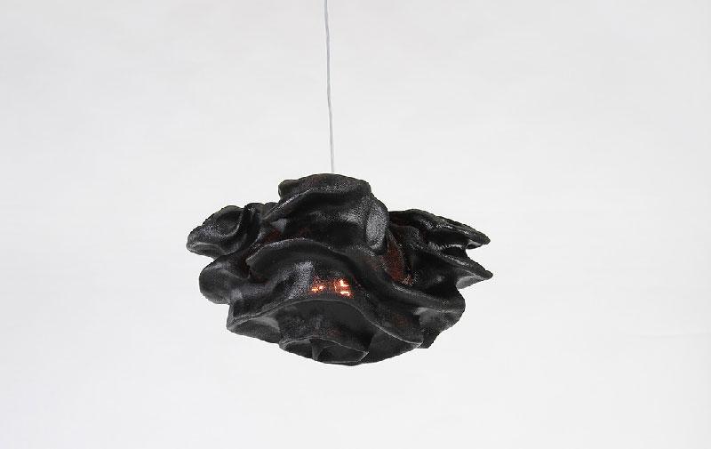 Nevo Pendant Lamp by Arturo Álvarez - Black