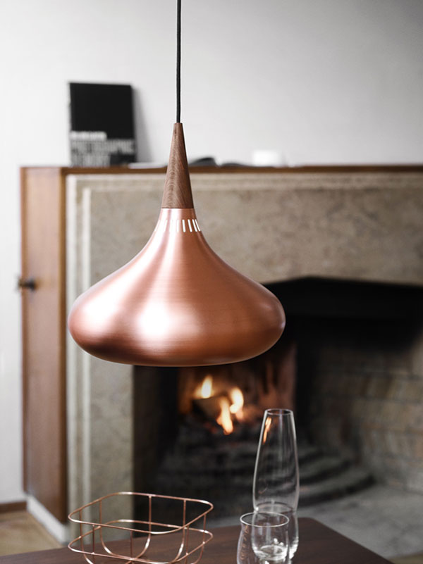 Copper Lighting Trend - Lightyears Orient