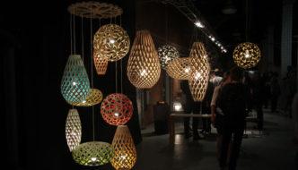 Kitset Lighting by David Trubridge