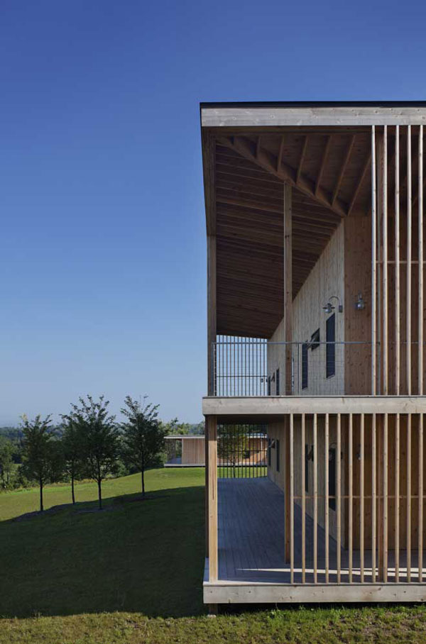 Won Dharma Center By Hanrahan Meyers Architects Design