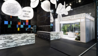 Burkhardt Leitner EuroShop 2014 by Ippolito Fleitz Group
