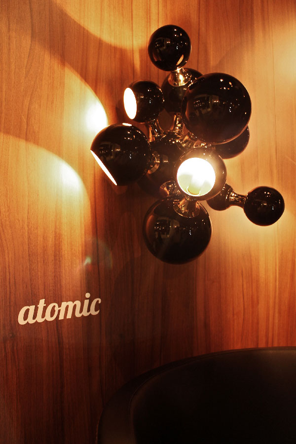 Atomic Wall by Delightfull