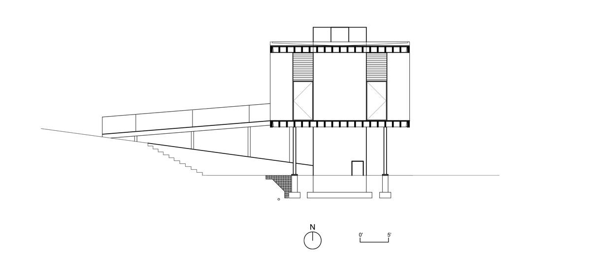 Bridge Studio By Hanrahan Meyers Architects Design Chronicle