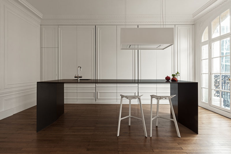Invisible kitchen by i interior architects design chronicle