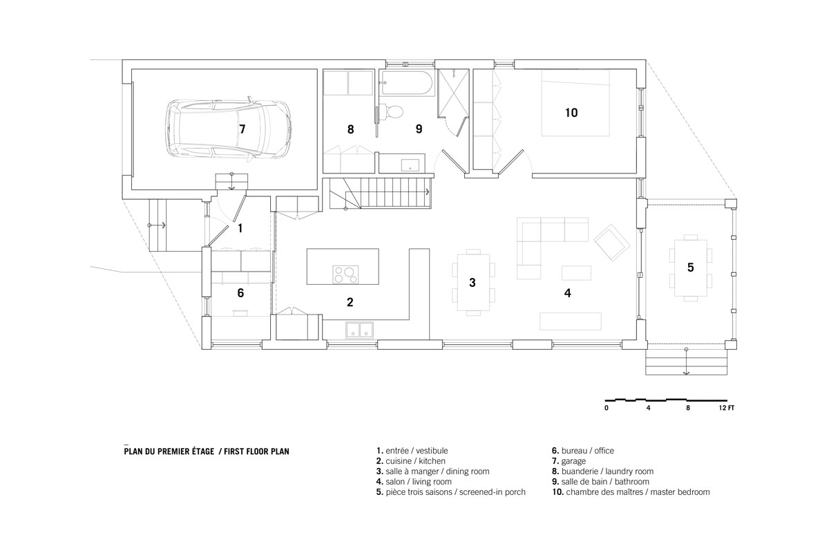 Sorel Residence by _naturehumaine - ground plan