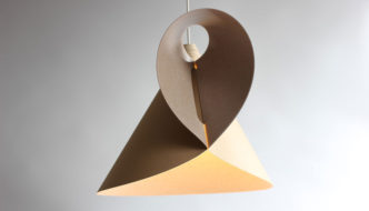 Chipboard Light by Moorhead and Moorhead for Standard Socket