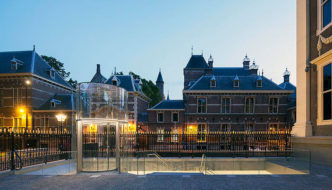 The Royal Picture Gallery Mauritshuis Extension by Hans Van Heeswijk Architects