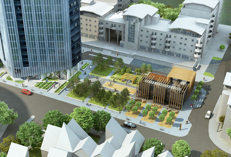Make submits new Tower Hamlets scheme for planning