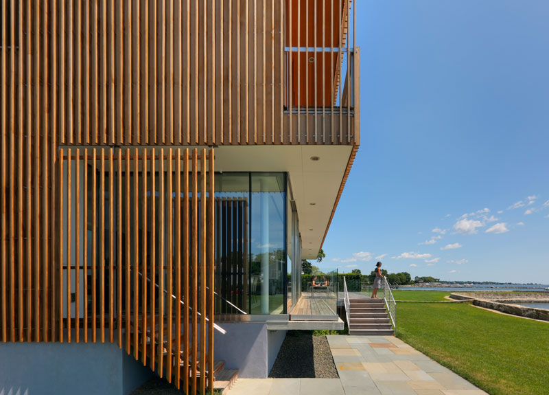 Spiral House by Joeb Moore + Partners Architects